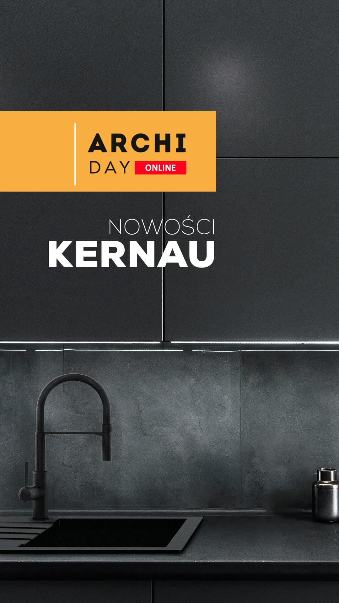Kernau na archiDAY 2020 online