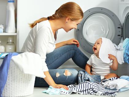 Jak przygotować pranie do suszenia? 7 cennych wskazówek