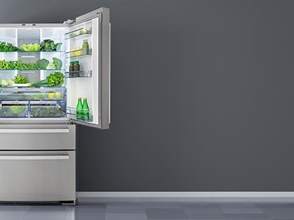 Jak wybrać lodówkę bezszronową?
