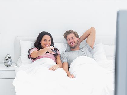 Jak wybrać telewizor do sypialni?