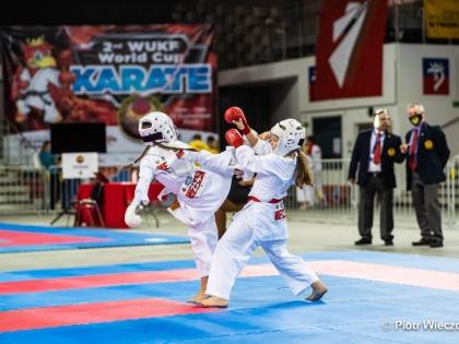 Kernau na II Pucharze Świata WUKF w Szczecinie. Wspieramy karateków!