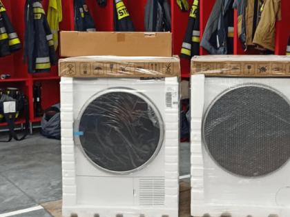 Kernau wpiera strażaków z OSP Białośliwie