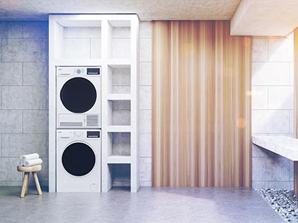 Łącznik pralki i suszarki – dlaczego go potrzebujesz?