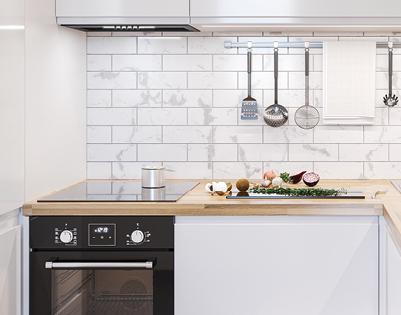 Mała kuchnia –  jak ją urządzić?