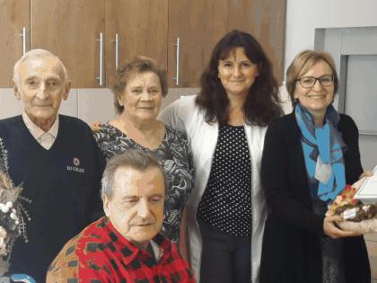 Podarunek dla DPS-u w Żorach