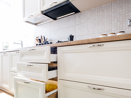 Stylish cooker hood, or what?