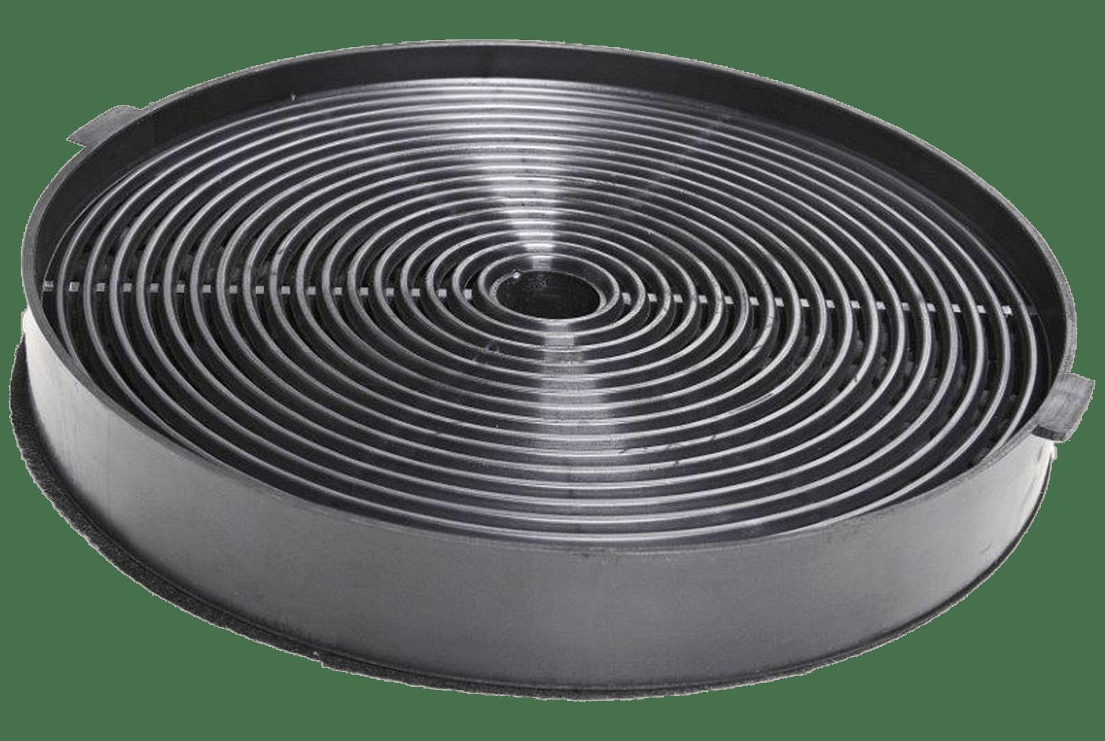 Longlife aktivkohlefilter mod für objekthauben dunstabzüge