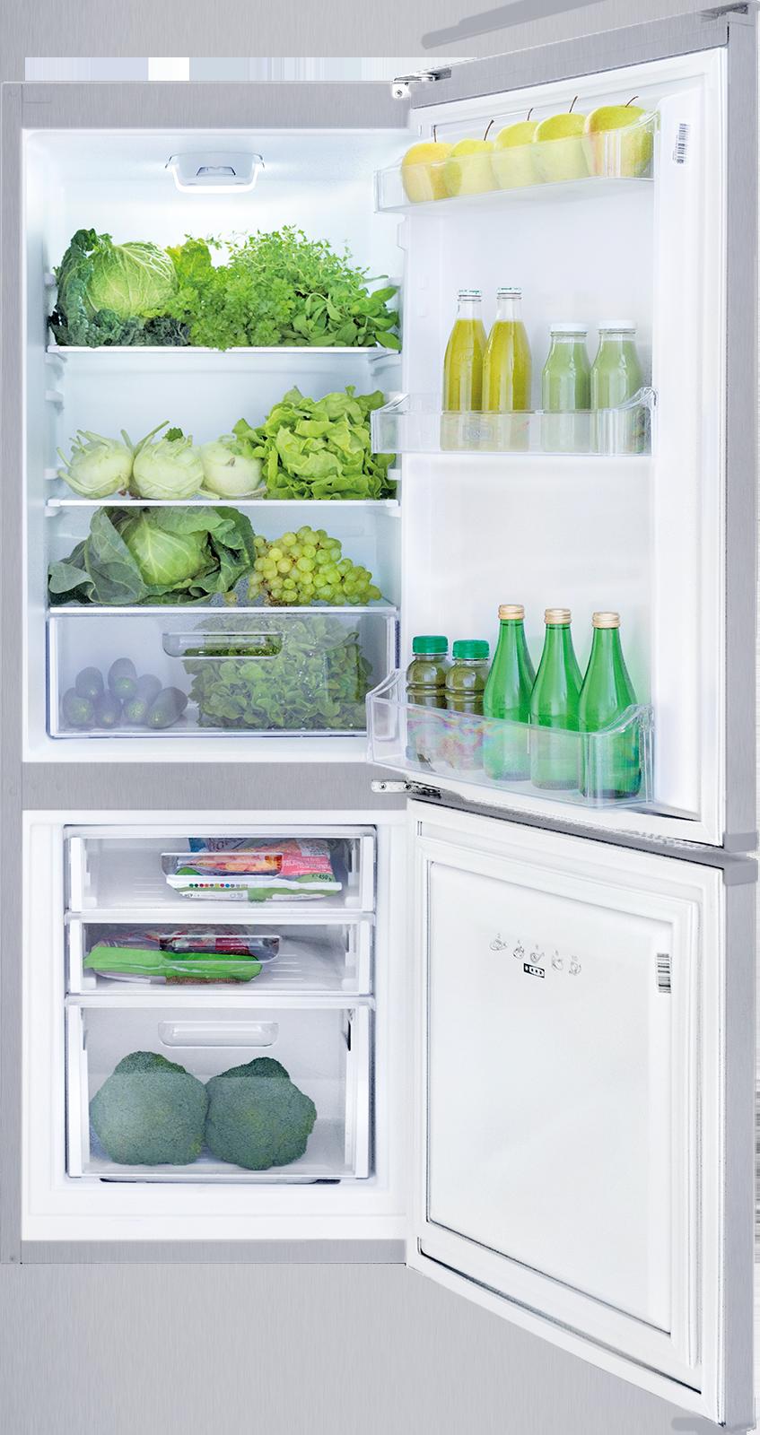 Freistehende Kühlschrank Kernau KFRC 15152 IX