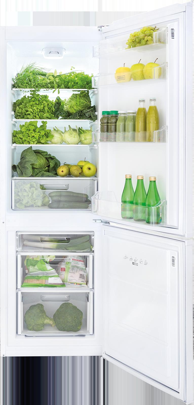 Freistehende Kühlschrank Kernau KFRC 17152 W