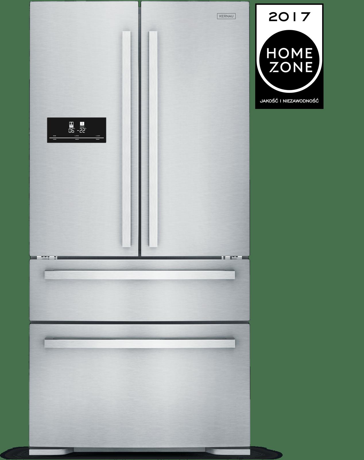 Freistehender Kühlschrank mit Gefrierfach KFRM 18191 NF EX