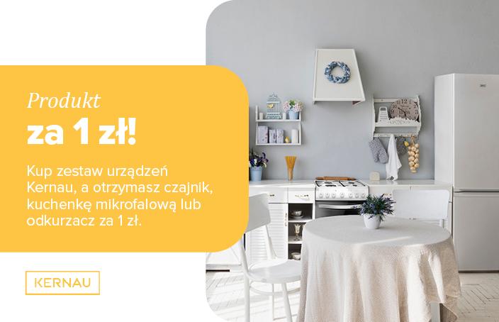 Produkt za 1 zł - Max Kuchnie jesień-zima 2021/2022