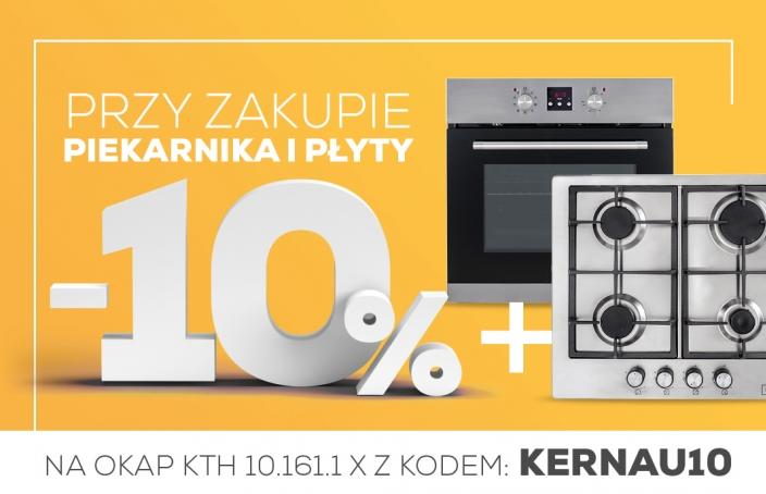 [OFERTA ARCHIWALNA] Promocja Kernau dla Klientów Max Elektro